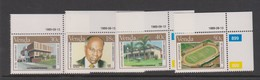 South Africa-Venda SG 195-198 1989 10th Anniversary Of Independence, Mint Never Hinged - Venda