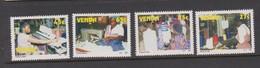 South Africa-Venda SG 231-234 1992 Clothing Factory, Mint Never Hinged - Venda