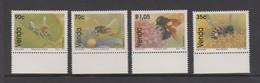 South Africa-Venda SG 235-238 1992 Bees, Mint Never Hinged - Venda