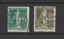 ALLEMAGNE BERLIN.  YT  N° 22-24  Obl  1949 - [5] Berlin
