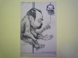 GP 2019 - 1071  Illustrateur  ORENS  :  Joseph REINACH  -  DRUMONT  -  DEUX COLLABORATEURS  XXXX - Orens