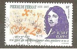 FRANCE 2001 Y T N ° 3420  Oblitéré - France