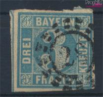 Bayern 2II (kompl.Ausg.) Pracht Gestempelt 1849 Ziffer Im Kreis (9295875 - Bavaria