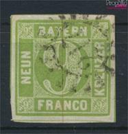 Bavière 5 Exemplaire Normal Oblitéré 1851 Paragraphe Dans District (9210635 (9210635 - Beieren