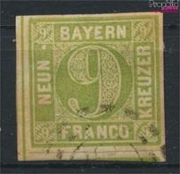 Bavière 5 Exemplaire Normal Oblitéré 1851 Paragraphe Dans District (9277144 (9277144 - Beieren