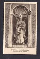 St Wolfgang Im Salzkammergut - Standbild Des Heil. Wolfgang ( Statue Eveque Saint ) - St. Wolfgang