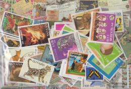 America South America Stamps-1.000 Different Stamps - America (Other)