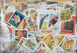 Afghanistan Stamps-400 Different Stamps - Afghanistan