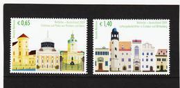 ORY304 VEREINTE NATIONEN UNO WIEN 2009 Michl 597/98 ** Postfrisch SIEHE ABBILDUNG - Wien - Internationales Zentrum