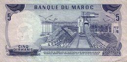 6148 -2019     BILLET BANQUE  MAROC - Maroc