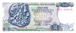 6150 -2019     BILLET BANQUE  GRECE - Greece