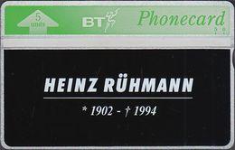 UK Privat - Heinz Rühmann - 5 Units - Hauptmann Von Köpenick - Royaume-Uni