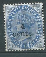 Straits Settlements - Yvert N° 76 **  Bce 18901 - Straits Settlements