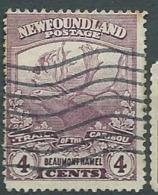 Terre Neuve   - Yvert N° 103  Oblitéré   Bce 18925 - 1908-1947