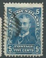Terre Neuve   - Yvert N°  70  Oblitéré   Bce 18927 - 1908-1947