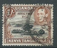 Kenya Ouganda Tanganyika    - Yvert N° 57 Oblitéré  Bce 18934 - Kenya, Uganda & Tanganyika