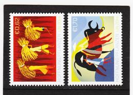 ORY315 VEREINTE NATIONEN UNO WIEN 2014 Michl 840/41 ** Postfrisch SIEHE ABBILDUNG - Ungebraucht