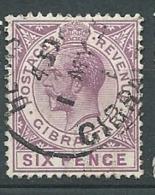 Gibraltar   -  Yvert N° 79 Oblitéré  -  Bce 18939 - Gibraltar