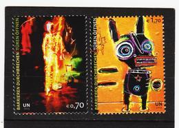 ORY317 VEREINTE NATIONEN UNO WIEN 2013 Michl 791/92 ** Postfrisch SIEHE ABBILDUNG - Wien - Internationales Zentrum
