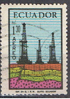 (EQ 64) ECUADOR // YVERT 553 POSTE AERIENNE // 1972 - Equateur