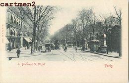 PARIS BOULEVARD SAINT-MICHEL 75 - Arrondissement: 05