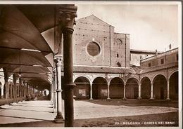 Italy & Circulated, Chiesa Dei Servi, Bologna, Roma 1933 (28) - Monumenten
