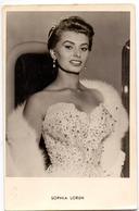 CP - Foto Photo Artiste Ciné Cinema - Sophia Loren - Artistes