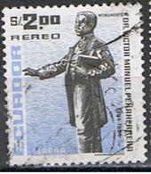 (EQ 83) ECUADOR // YVERT 496 POSTE AERIENNE // 1968 - Equateur