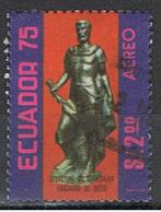 (EQ 87) ECUADOR // YVERT 608 POSTE AERIENNE // 1975 - Ecuador