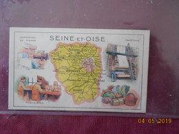"""CPA - Image """"Seine Et Oise"""" - Vieux Papiers"""