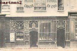 """PARIS RUE DE GRENELLE AUBERGE """"A LA PETITE CHAISE"""" 75 - Arrondissement: 07"""