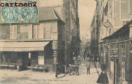PARIS RUE SAINT-ANDRE-DES-ARTS 75 - Arrondissement: 06