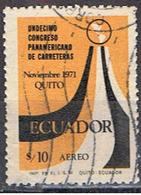 (EQ 61) ECUADOR // YVERT 535 PA // 1970 - Equateur