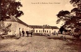 78 - SUPERBE CPA CRAVENT - FERME DE Mr LE PROFESSEUR BROCA - ADHERENTE A LA SCVC - VOIR PHOTO ET NOTICE - ETAT EXC - - Francia