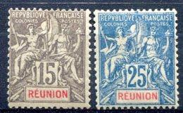 Réunion      48/49  * - Réunion (1852-1975)