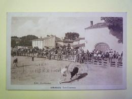 GP 2019 - 1088  AIMARGUES  (Gard)  :  Les  COURSES  1937    XXXX - Autres Communes