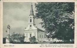 Postcard RA010142 - Serbia (Srbija) Bac (Bács Batsch Bach Bacs Baç Bagasin Bakasin Bache Baci) - Serbia