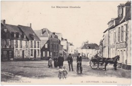 MAYENNE COUPTRAIN LA GRANDE RUE - Frankrijk