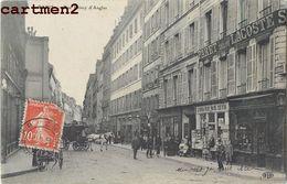 PARIS RUE BOISSY D'ANGLAS 75 - Arrondissement: 08