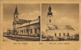 Postcard RA010147 - Serbia (Srbija) Titel (Theisshügel Titulium) - Serbia