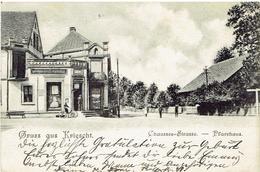 Grüss Aus KRIESCHT - Krzeszyce - Powiat Sulęciński - Pharrhaus - Neumark