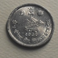 1973 - Népal - 2030 - 5 PAISA, Birendra Bir Bikram, KM 802 - Nepal