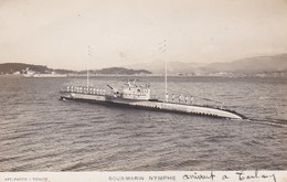 Sous - Marin NYMPHE - Submarines