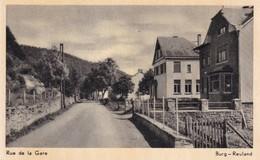 Burg Reuland Rue De La Gare - Burg-Reuland