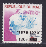 MALI AERIENS N°  356 ** MNH Neuf Sans Charnière, TB (D8950) Albert Einstein - 1979 - Mali (1959-...)