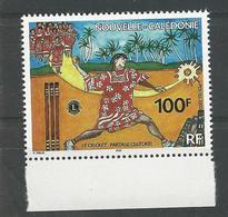 Nelle Calédonie 2002-N° 865-Le Cricket Partage Culturel- Neufs** - Nuovi