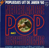 * 2LP *  NEDERLANDSE POPGESCHIEDENID DEEL 2 - Hit-Compilations