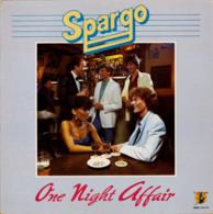 "* 12""  Maxi *  Spargo - One Night Affair (Holland 1981 EX) - 45 Toeren - Maxi-Single"