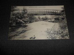 Neupont ( Wellin )  Le Pont Sur La Lesse - Wellin