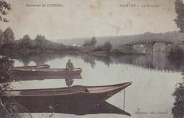 SAINTRY - La Fouille - Autres Communes